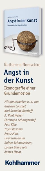 """Katharina Domschke:  """"Angst in der Kunst"""" (Kohlhammer Verlag)"""