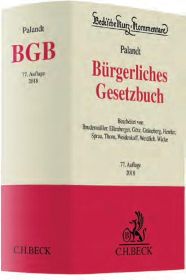 BGB-Kommentare