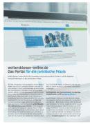 wolterskluwer-online.de - Das Portal für die juristische Praxis