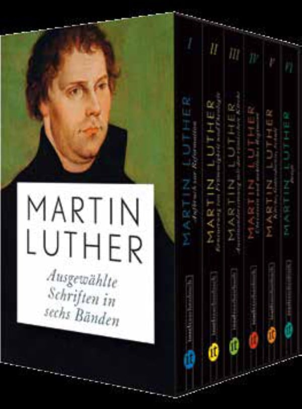 Bücherschau: Das Reformationsjubiläum