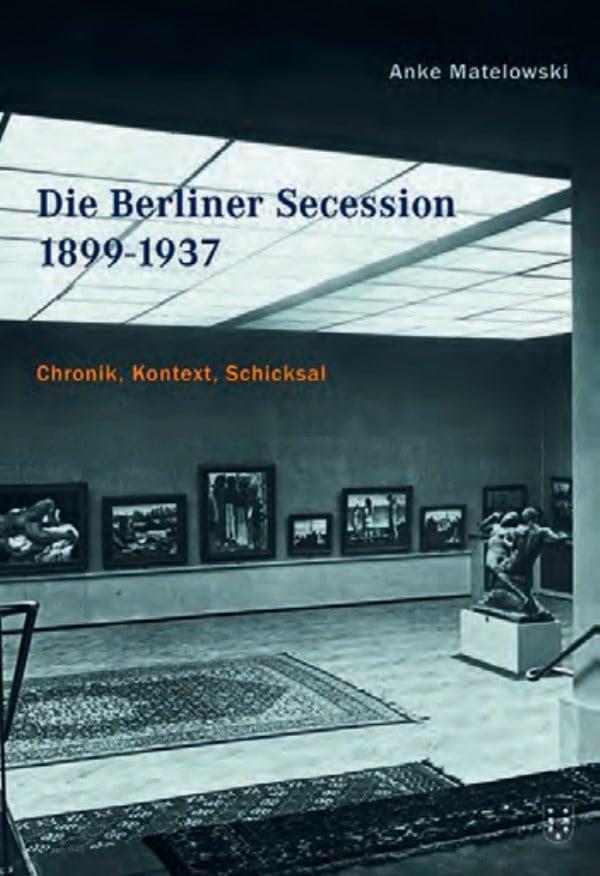 Das große Handbuch zur Berliner Secession
